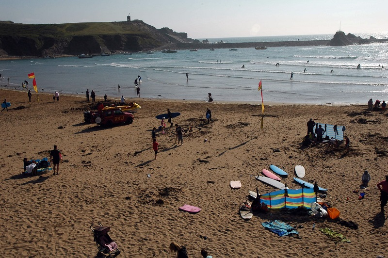 Coastal Campsites -Cerenety Eco Camping, Cornwall